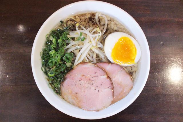 久留米市六ツ門に「麺家 といろ TOIRO」オープン