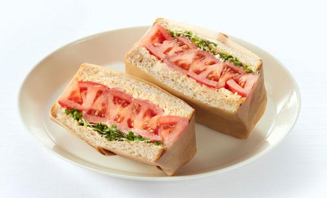 キユーピーが「サラダサンド」のレシピを公開