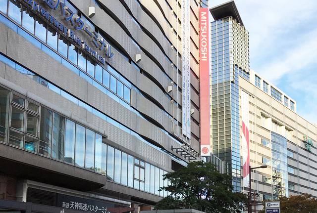 福岡県内主要商業施設「営業時間変更」一覧