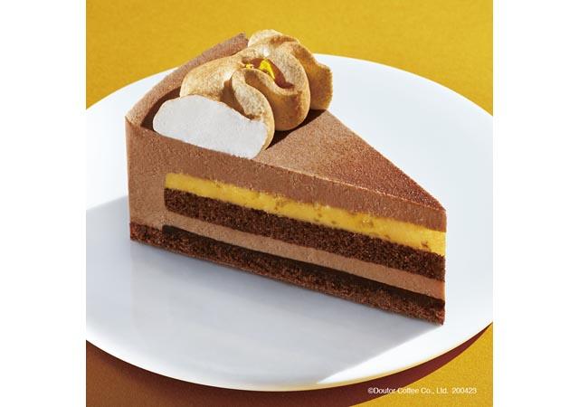 ドトールから爽やかなフローズンと2種類のケーキなど初夏にぴったりな商品が登場