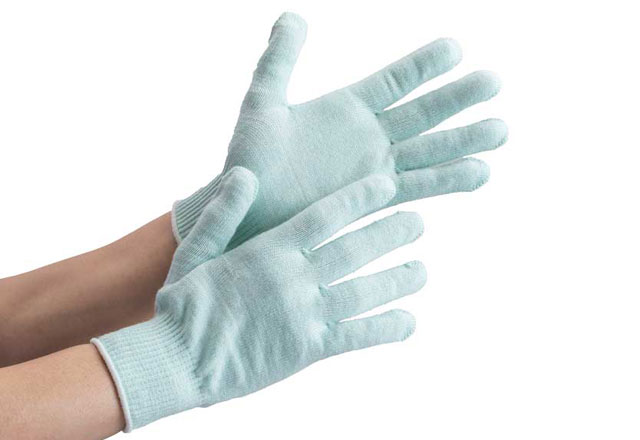 ミドリ安全から抗菌・抗ウイルス作用をもつ素材を使用した「接触感染予防手袋」登場