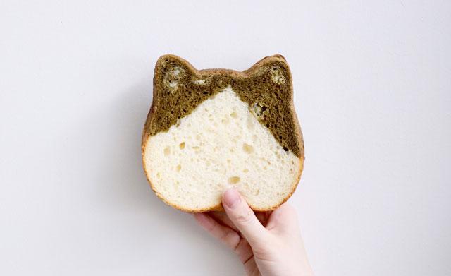 ねこねこ食パン 期間限定フレーバー「ほうじ茶」登場