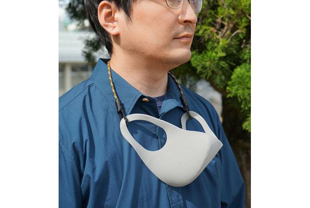 鯖江のアイウェアメーカーが「マスク用ストラップ」発売へ