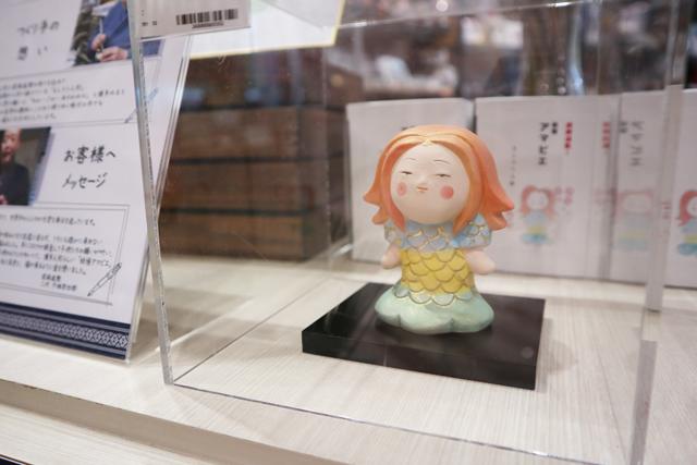 疫病退散!もしろう人形「妖怪アマビエ」東急ハンズ博多店「がんばろう九州!!」で期間限定販売