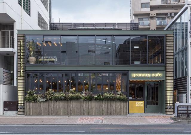 大名に九州エリア最大級のシーフード イタリアンダイニング「granary cafe(グラナリー・カフェ)」オープン!