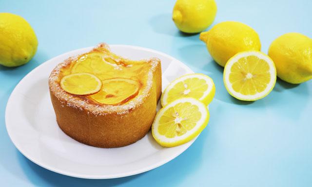 夏季限定フレーバー「ねこねこチーズケーキ ~瀬戸内レモン~」登場