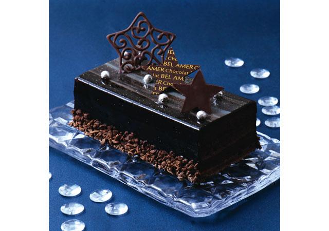 天神のベルアメールから「七夕」をイメージしたケーキ登場