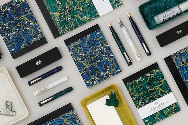 海外通販・国内直営店限定の新シリーズ「attaché / アタシェ」より万年筆とメモバッド新発売