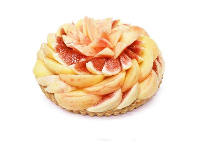カフェコムサが桃をふんだんに使用したフェア「桃源郷物語」開催へ
