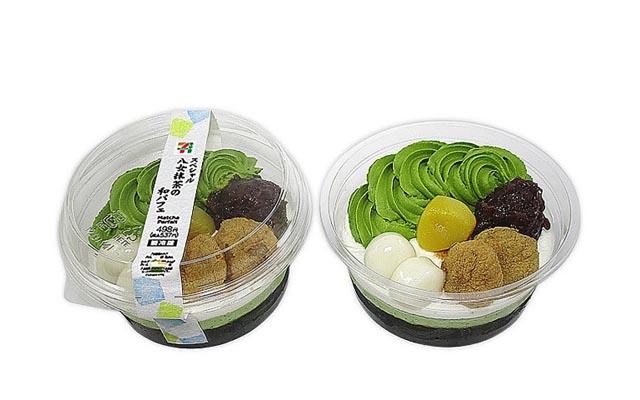 セブンからデザート系の新商品、7月14日より順次発売