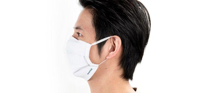モンベルが速乾素材の布マスク、オンラインショップ限定で再び抽選販売へ