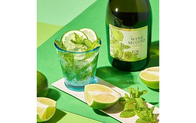 カルディ「夏らしいフレッシュな甘口スパークリングワイン」購入でモヒートグラスプレゼント