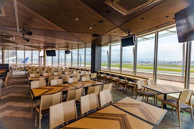 滑走路を眺めながら食事を楽しめる「博多 竹乃屋 福岡空港店」グランドオープンへ