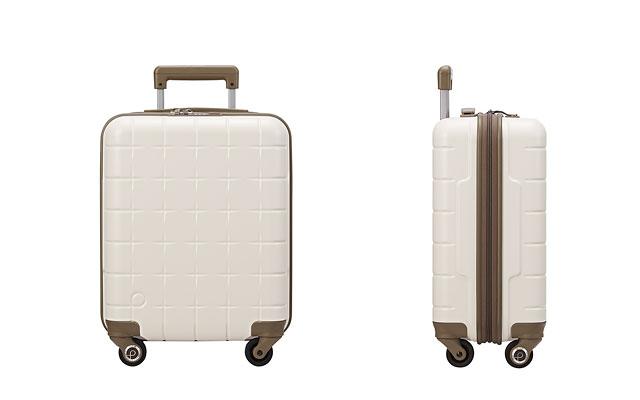 日帰りの出張にも使えるコインロッカーサイズ対応の「超小型スーツケース」登場