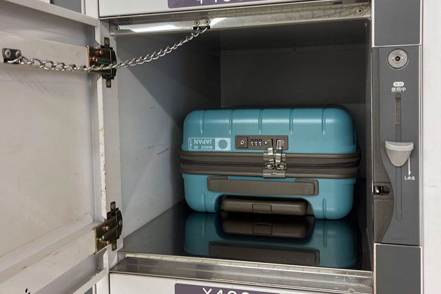 日帰りの出張に使えるコインロッカーサイズ対応の「超小型スーツケース」登場