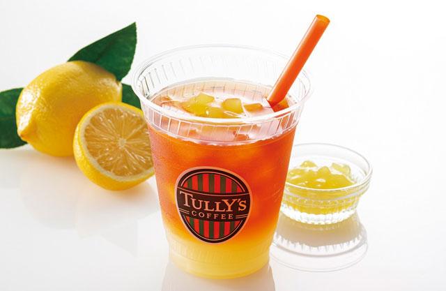 タリーズから「&TEA ナタデココ&瀬戸内レモン セパレートティー」夏季限定発売へ