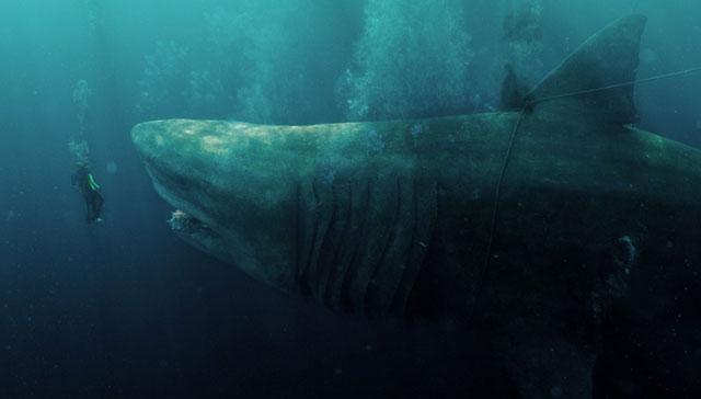 超大型海洋パニック・アクション映画『MEG ザ・モンスター』土曜プレミアムで地上波初放送