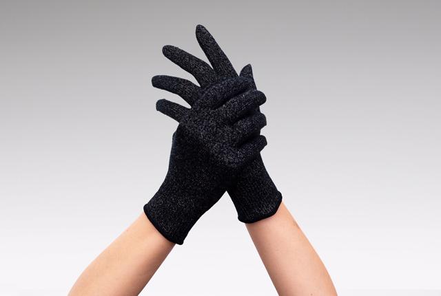 銀の糸の抗菌・抗ウイルス作用で手をカバー!ウイルス対策手袋「TEMASK-てますく-」に新色登場!