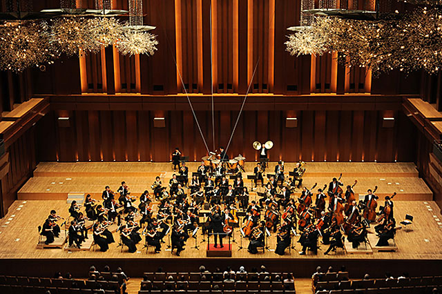 九州交響楽団×御花、日本庭園を眺めるクラシックコンサート開催へ