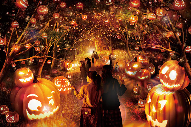 秋のハウステンボスが「花の街の大収穫祭」開催へ