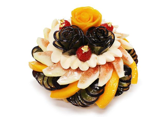 カフェコムサが「敬老の日 限定ケーキ」発売へ