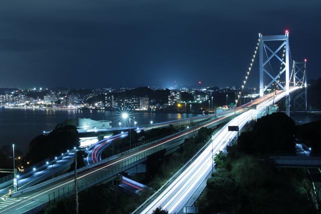 北九州市の「和布刈公園」が日本夜景遺産に選定