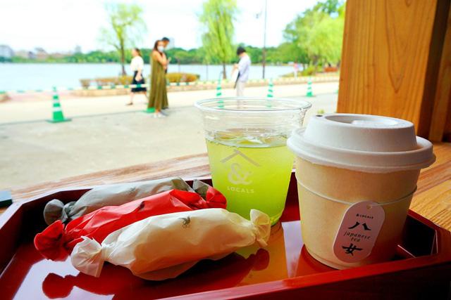 大濠公園に八女茶をテーマとした和モダン建築の施設「大濠テラス 八女茶と日本庭園と。」オープン!