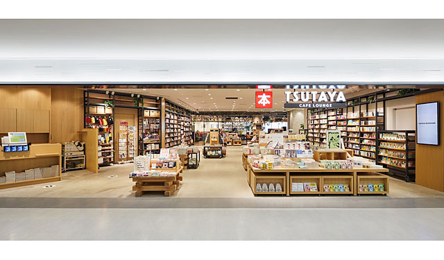 「TSUTAYA BOOKSTORE福岡空港」明日リニューアルオープン
