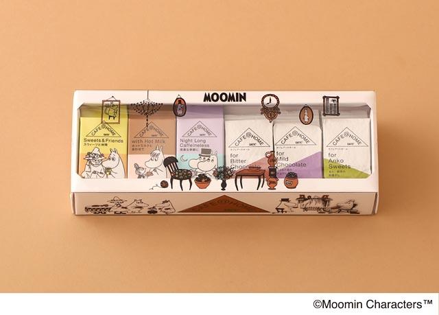 UCC上島珈琲×ムーミン「北欧のコーヒーブレイク文化」を楽しめるラインナップ発売へ