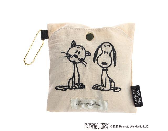 エース×ピーナッツ「パッカブルトートバッグ」販売開始