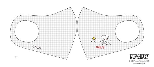 西川の100回洗えるマスクに「PEANUTS」デザインが登場