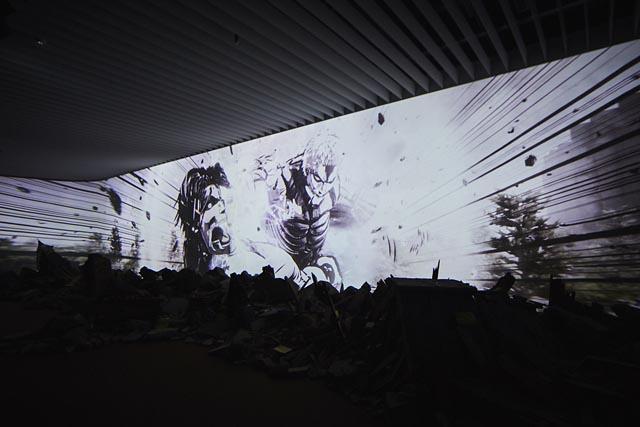 西鉄ホールで「進撃の巨人展FINAL ver.福岡」開催へ