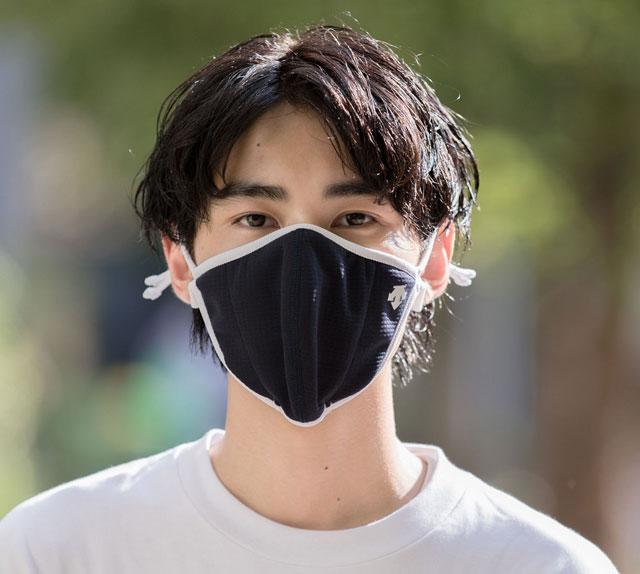 ファミマから「デサントアスレティックマスク」数量限定発売へ
