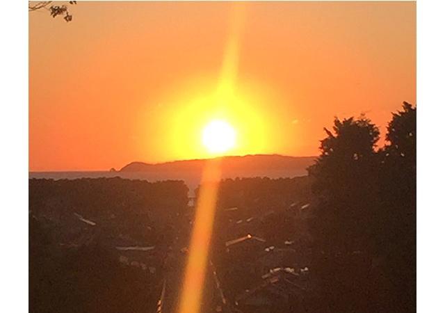 宮地嶽神社「光の道」夕日とともに福津に舞い降りるプレミアムな時間