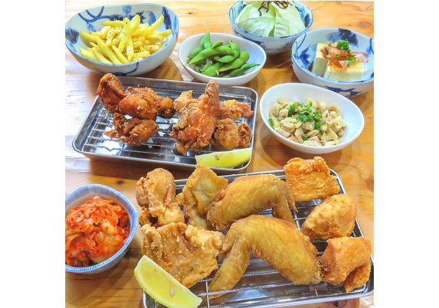 唐揚げの聖地の人気店がついに魚町に上陸!「中津からあげもり山横丁」オープン!