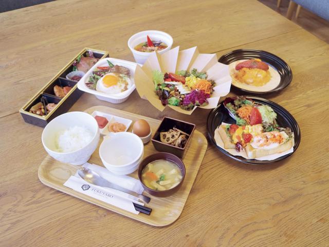 福太郎の直営店「福太郎 本社売店」カフェがメニューを一新しオープン!