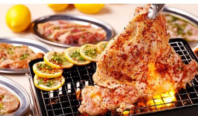 高たんぱく&ヘルシーな美味しいとり焼肉専門店「とり焼肉酒場 鶏ん家」渡辺通にオープン!