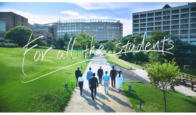 福岡工業大学、新TVCM「For all the students」の放送開始