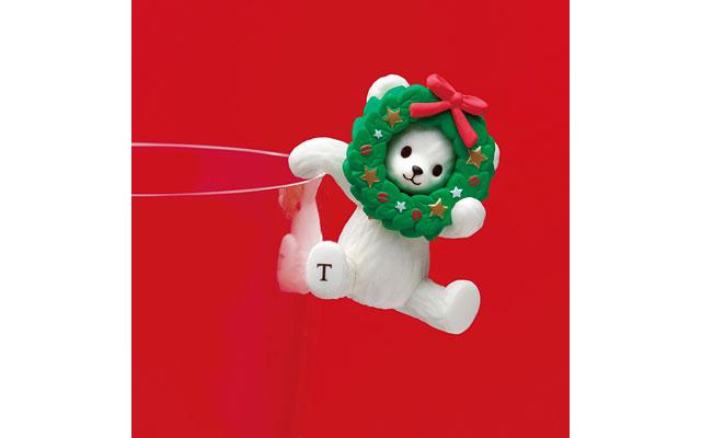 タリーズから数量限定「ふちベアフル」と「クリスマス限定ドリンク第一弾」発売