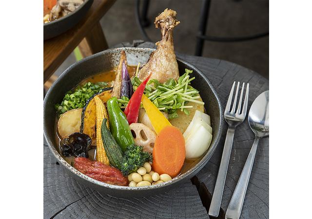 九州エリア初出店!スープカレー専門店「Rojiura Curry SAMURAI.福岡警固店」オープン!
