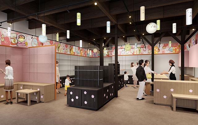 銀閣寺店・清水坂店に続く3店舗目「すみっコぐらし堂 太宰府店」常設店舗オープンへ