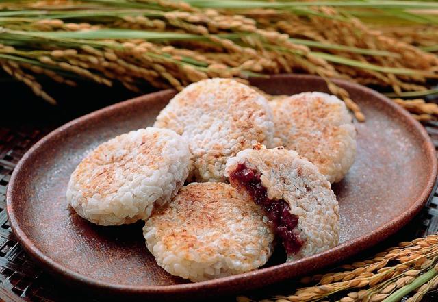 石村萬盛堂から季節限定の「新米餅」販売開始