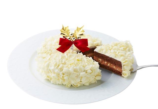 クリスマス スノーモンブラン