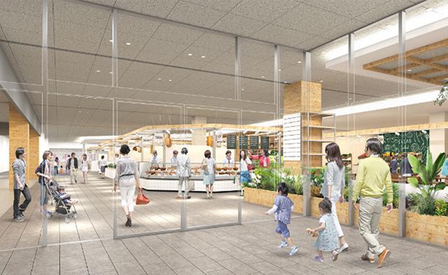 2021年春に開業予定の複合商業施設「GARDENS CHIHAYA(ガーデンズチハヤ)」核テナント決定