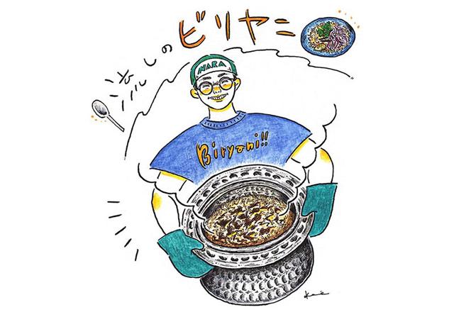 九州初上陸!東京を中心に各地でインドの炊き込みご飯・ビリヤニの美味しさを広げる「流しのビリヤニ」の九州行脚