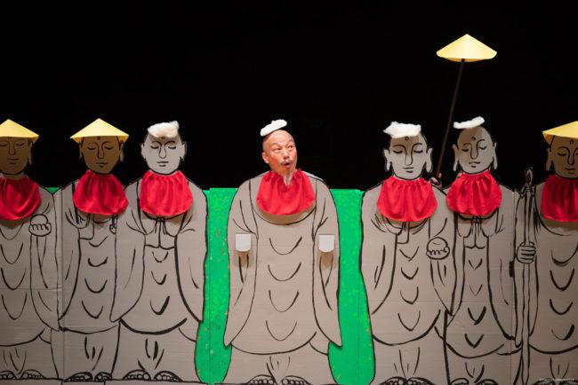 大人も一緒に子どもたちの劇場シリーズ2020 子どもと大人のためのダンス 「日本昔ばなしのダンス」スペイン音楽・舞踊の歴史を、ジェンダーを超えた独舞・独唱で辿る旅