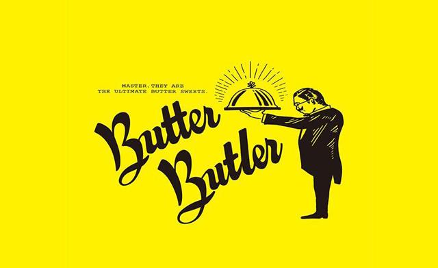 天神に「バターバトラー」再登場!バターが主役のスイーツ!