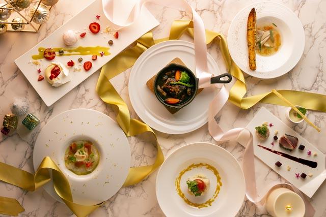 ANAクラウンプラザホテル福岡で「ホリデーシーズンを楽しむ」レストランイベントが登場