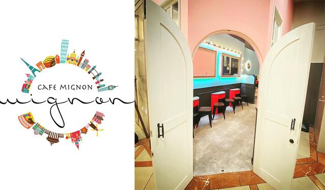 「韓国カフェ&バー MIGNON(ミニョン)」テイクアウト特典サービスを実施します