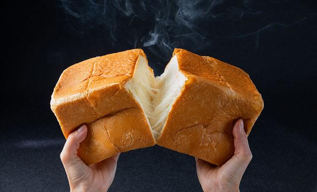 生クリームとクローバー蜂蜜たっぷりの本生食パン専門店「食ぱん四二八」久留米市に誕生